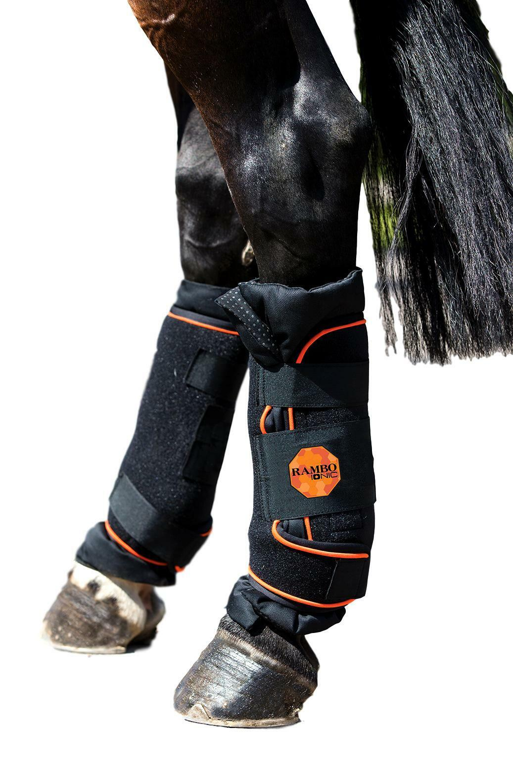Horseware Rambo Ionic  Stable Boots Promotes Circulation Sold as a Pair  sales online