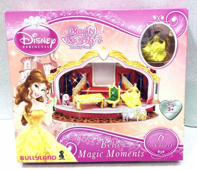 DISNEY BULLYLAND BULLY LA BELLA E LA BESTIA BEAUTY BEAST MAGIC MOMENTS BU 11901