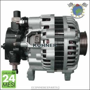 BXE-Alternatore-Kuhner-FORD-TRANSIT-Pianale-piatto-Telaio-Diesel-1994-gt-2000P