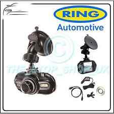 Anello Full HD Dash Cam DashCam Registratore Videocamera con GPS 140 ° LENTE rbgdc 200