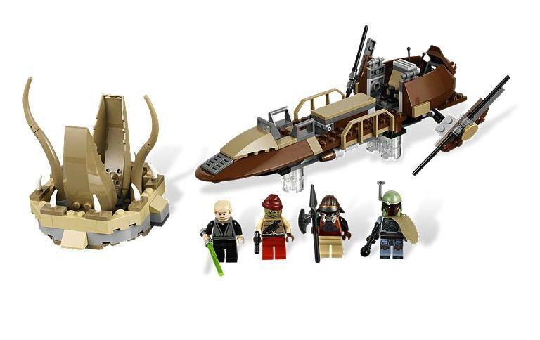 LEGO® Star Skiff™ Wars™ 9496 Desert Skiff™ Star NEU OVP NEW MISB NRFB 85dbce