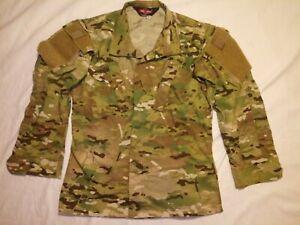 MENS-US-ARMY-TRU-SPEC-MULTICAM-CAMO-COMBAT-UNIFORM-JACKET-XSMALL-SHORT