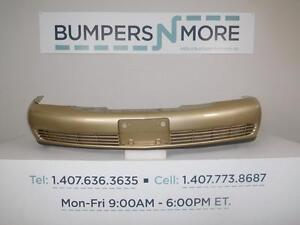 New Bumper Cover Front for Cadillac DeVille GM1000611 2000 to 2005