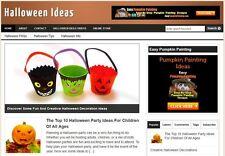 Halloween Niche Turnkey Affiliate Website Boost Holiday Season Profits Wp Blog