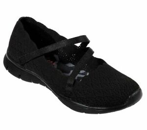 Skechers Womens Modern Comfort SEAGER STRIKE OUT Ballerinas uSE04