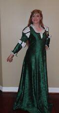 scottish princess  merida  Brave cosplay custom made dress costume sz L-XXL