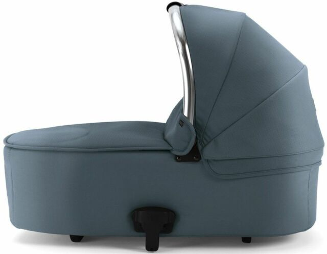 New Mamas & Papas Ocarro Carrycot for Pram Pushchair Blue Mist