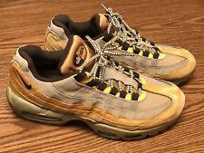 official photos 14087 e5d7f item 6 Nike 538416 700 Air Max 95 Premium Bronze Wheat Brown Bamboo Shoes  Men s Sz 10 -Nike 538416 700 Air Max 95 Premium Bronze Wheat Brown Bamboo  Shoes ...