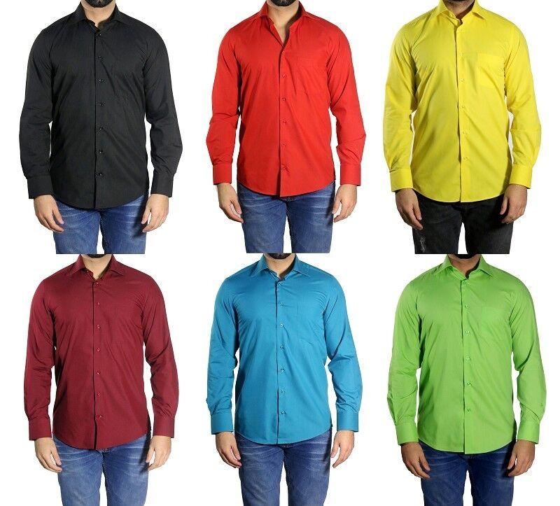 Herrenhemd Extra Extra Extra langarm Farbe und Größe Wählbar | Zürich  | Viele Sorten  e5c5e5