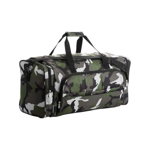 Da Uomo Weekend Borsone Borsa Sport da Palestra escursionismo Camping Viaggio Trasportare bagagli Zaino