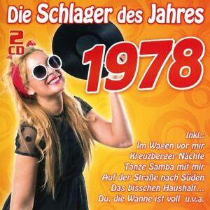 DIE-SCHLAGER-DES-JAHRES-1978-2-CD-NEU