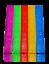 12 Inch//30cm Classroom Rulers for Kids in Bulk Shatterproof /& Flexible 24 Pkg