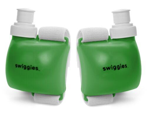 New Kids Swiggies Wrist Water Bottles Hydration Bicycling Jogging Gym Flask 8oz