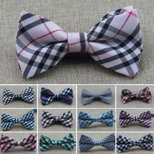 Kids-Child-Boys-Toddler-Infant-Bowtie-Pre-Tied-Wedding-Party-Bow-Tie-Necktie-Hot