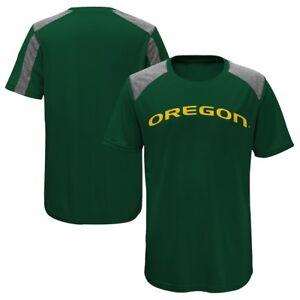 Oregon-Ducks-NCAA-Youth-Green-034-Ellipse-034-Performance-Team-Logo-T-Shirt