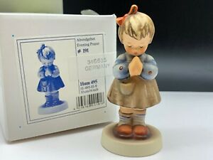 Hummel-Figurine-495-Evening-Prayer-3-7-8in-1-Choice-With-Top-Condition