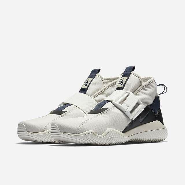 Nike Men's Komyuter Basketball shoes AA2211-003 Desert Sand Obsidian NEW Size 12