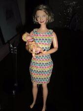 MATTEL Barbie Happy Family  GRANDMA with baby girl doll