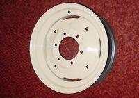 One John Deere Front Tractor Tire Wheel Rim 3x15 6 Hole