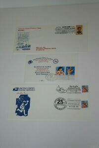 USPS-APWU-FIRST-DAY-OF-ISSUE-amp-COMMEMORATIVE-CACHES-VERY-GOOD