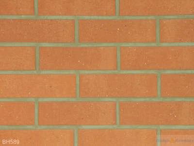 Baustoffe & Holz Fassade 100% Wahr Strangpress-verblender Nf-format Bh589 Rot Besandet Vormauersteine Klinker