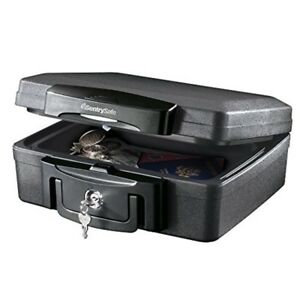 New-Sentry-Waterproof-Fire-Safe-Box-Money-Protection-Privacy-Money-Safety-Lock