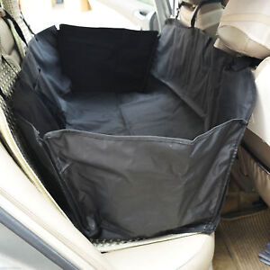 Pet-Car-Seat-Cover-Barrier-Adjustable-Dog-Hammock-Blanket-Mat