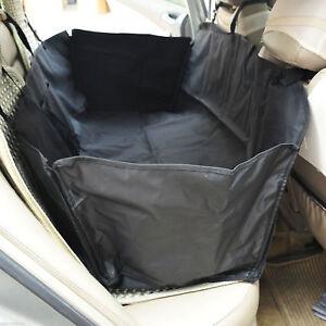 Pet Car Seat Cover Barrier Adjustable Dog Hammock Blanket