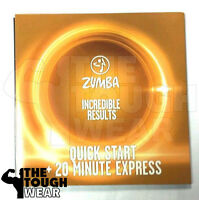 Zumba Incredible Results Dvd Weight Loss - Quick Start + 20 Minute Express Dvd