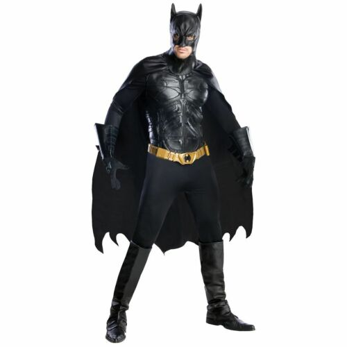 BATMAN THE DARK KNIGHT Adult Halloween Costume Movie Collection Grand Heritage