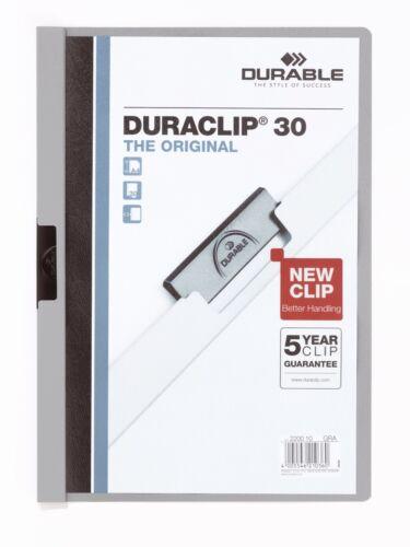 Set für Bewerbung Duraclip 33-teiliges BEWERBUNGSMAPPEN-SET von DURABLE