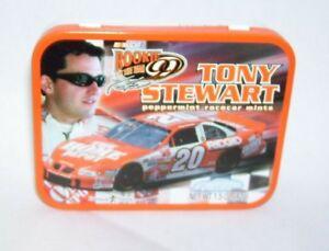 No-20-Home-Depot-Tony-Stewart-Tin-Box-Hinged-Miniature