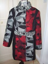 NEW JOE BROWNS Distinctive Coat Size UK 18