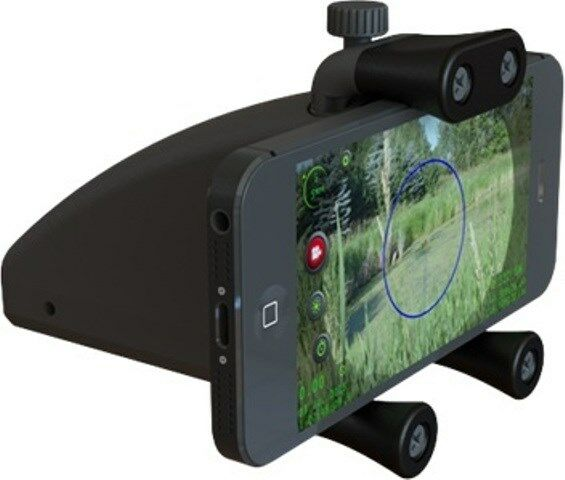 inteliscope pro smart phone scope mount for air soft rifle rimfire shooting hunt