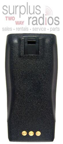 5 BATTERIES /& BELT CLIPS FOR MOTOROLA CP150 CP200 PR400 CP200XLS NNTN4851A Ni-Mh