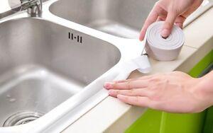 Kitchen Bathroom Wall Sealing Tape Waterproof Mould Proof ...