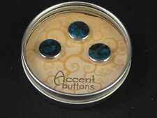 Yamaha Xeno Custom Silver Trumpet Buttons by Noteworthy Music Products Atlantis