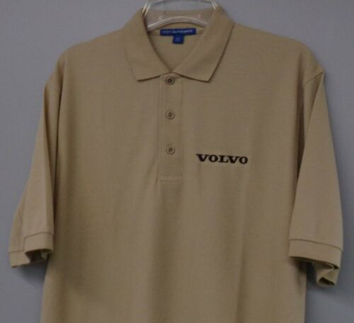 LT-4XLT New Volvo Motors Mens Embroidered Polo Shirt S-6XL