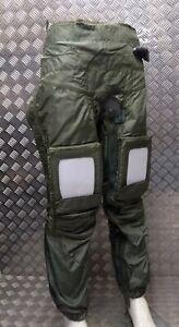Genuine British RAF Fighter Pilot Anti G Trousers Full Coverage Beaufort FCAGT