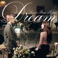 SUZY Miss A & BAEKHYUN EXO Dream CD+16p Photo Booklet K-POP (No Poster)
