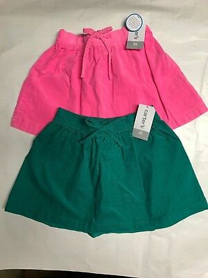Toddler Girls Corduroy Skirt Carters