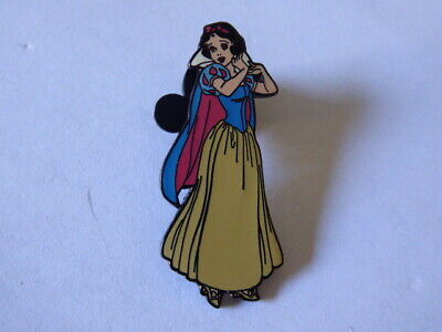 Disney New Trading Pin RED CAPE DANCING PRINCESS SNOW WHITE SPARKLE GOWN