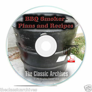 image is loading how to build a meat smoker smokehouse plans - Meat Smokehouse Plans
