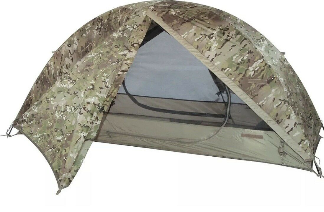 NEW MultiCam Litefighter 1 Individual Shelter System System System Tent Military OCP NEW 76fab7