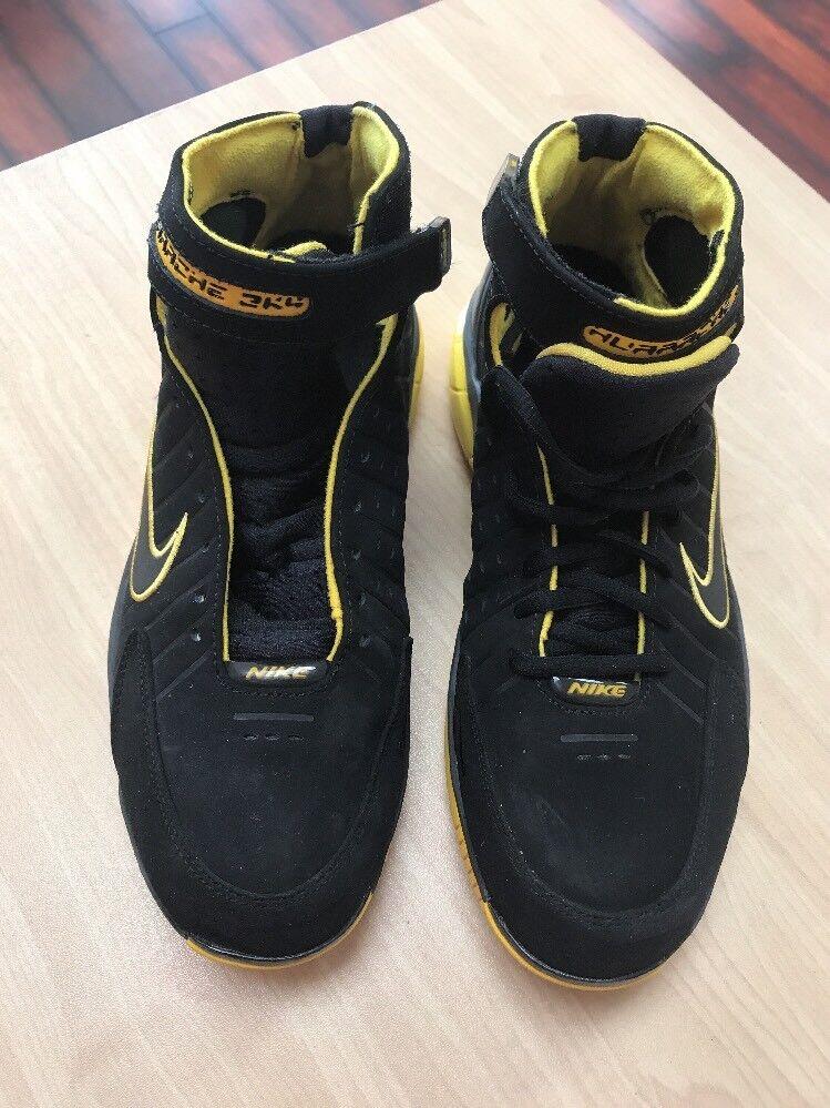 Nike 2k4 huarache air zoom männer 2k4 Nike turnschuhe 308475 003 größe 8 57f171