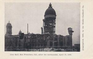 SAN-FRANCISCO-CA-City-Hall-After-the-Earthquake-April-18-1906-udb