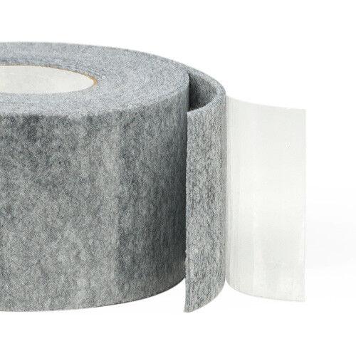 Swell 5M Self Adhesive Felt Furniture Pad Roll Felt Strip White Black Grey 2 7 Mm T Evergreenethics Interior Chair Design Evergreenethicsorg