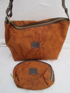 Main À Martini Alviero Pochette Authentique Sac Bag Vintage qwECRCfgn7