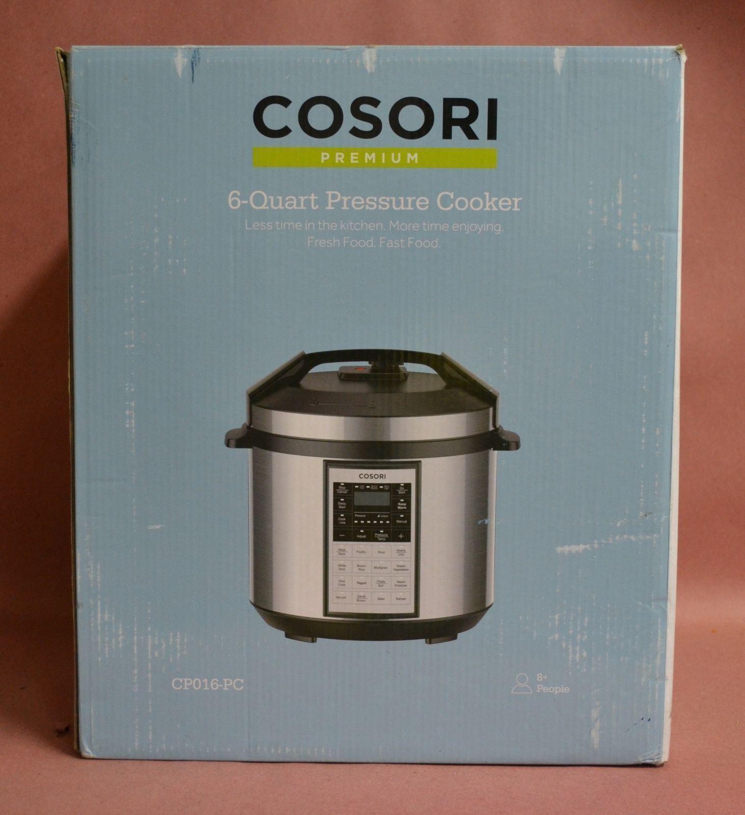 Cosori Premium Model CP016-PC 6-Quart Multi-Functional Pressure Cooker