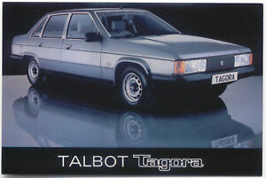 Talbot-Tagora-Original-UK-factory-issued-postcard